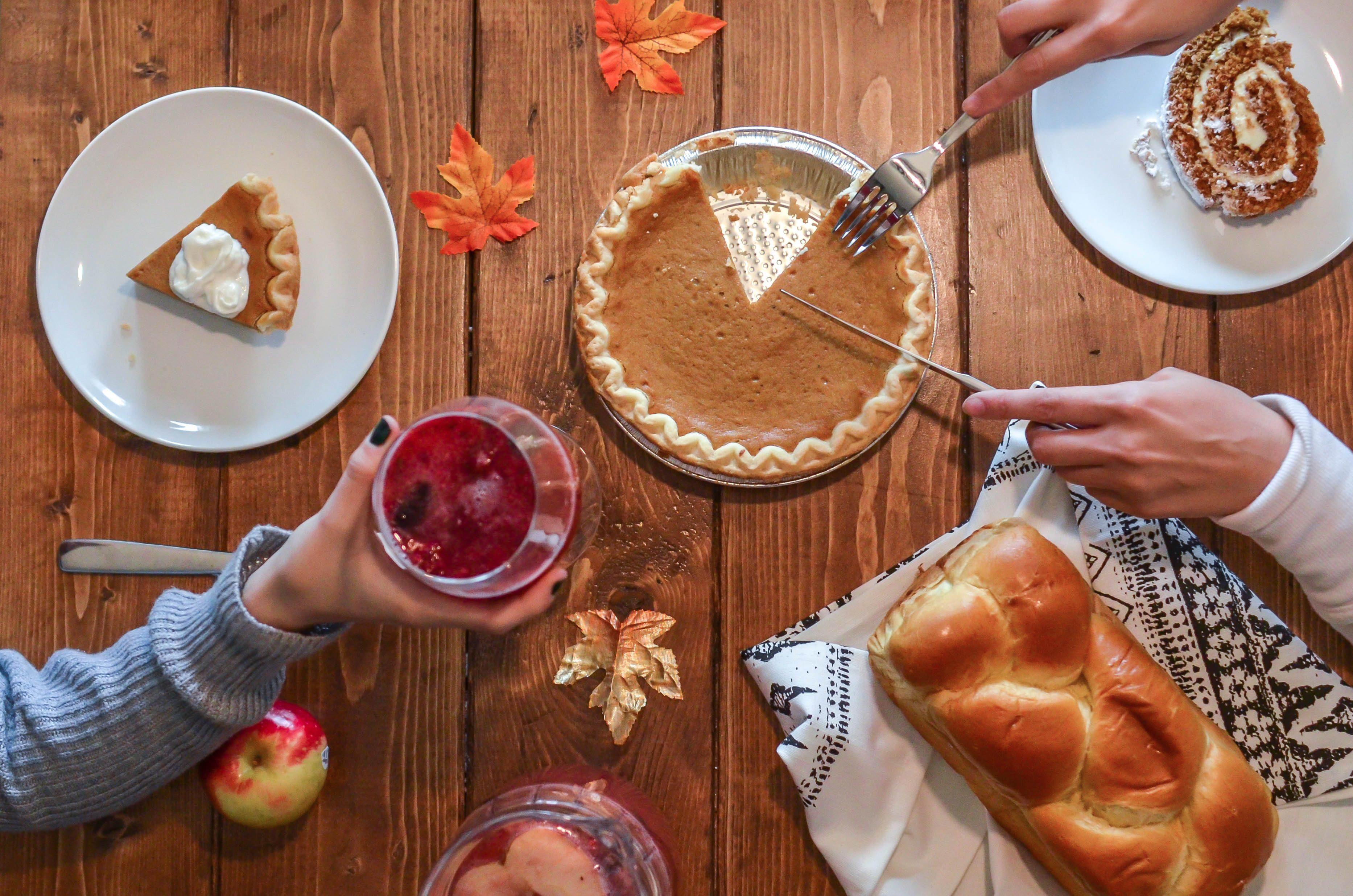 Thanksgiving Assumptions