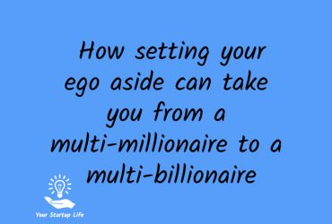 Millionaire to Billionaire because of 1 key decision